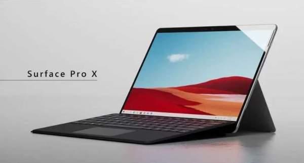 Microsoft выпустила Surface Pro X с процессором SQ2 по цене от 1499 долларов
