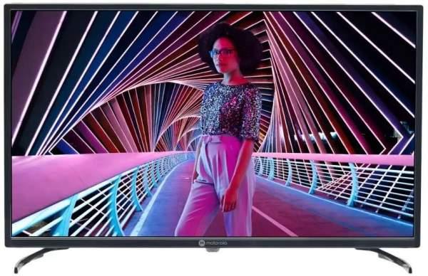 Motorola представила линейку Android 10 Smart TV