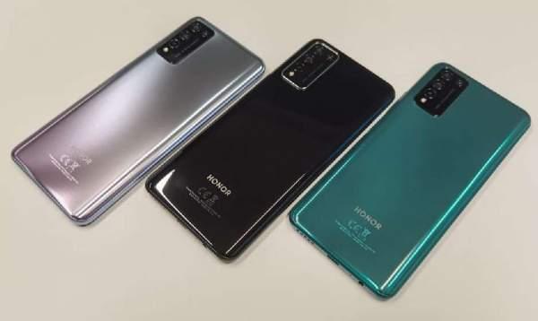Телефон Honor DNN-LX9 серии X снова появляется в утечках