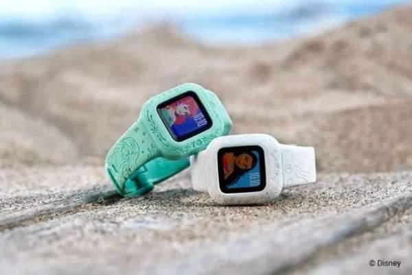 Умные часы для детей Garmin Vivofit Jr.3 представлены в темах Marvel и Disney Princess