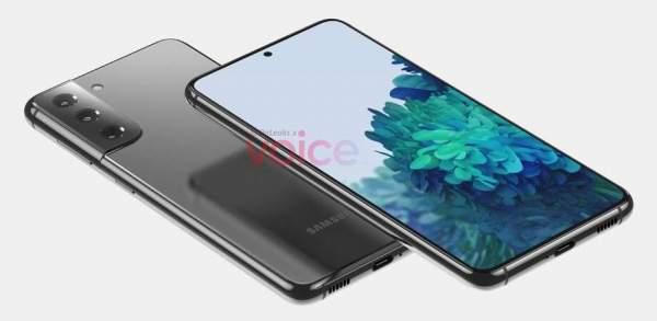 Утечка Samsung Galaxy S21 5G с новой камерой и плоским дисплеем
