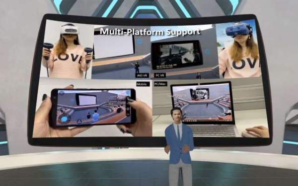 HTC Vive XR Suite теперь доступен для совместной работы в виртуальной реальности