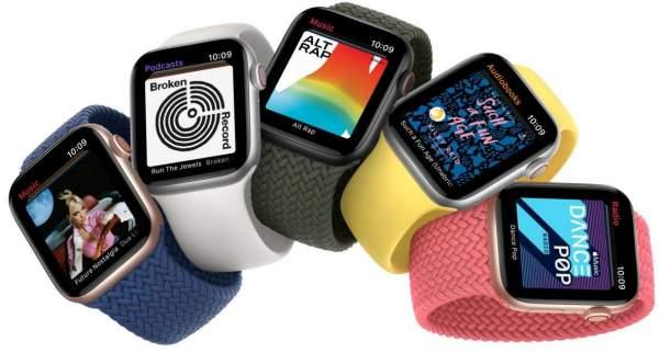 У небольшого числа владельцев Apple Watch SE в Корее произошел перегрев