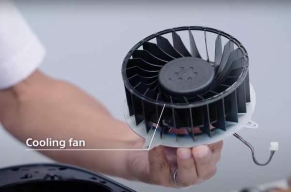 Sony планирует оптимизировать скорость вращения вентилятора PS5, используя данные игрового процесса