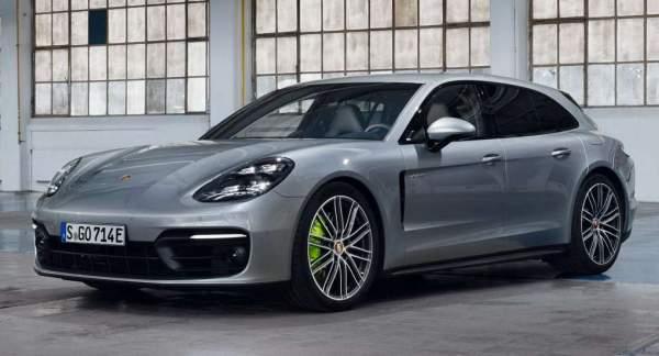 Флагманский Panamera E-hybrid от Porsche имеет 689 л.с. и большую батарею