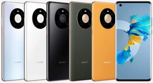Huawei Mate 40 на JD.com по предзаказу распроданы всего за 28 секунд
