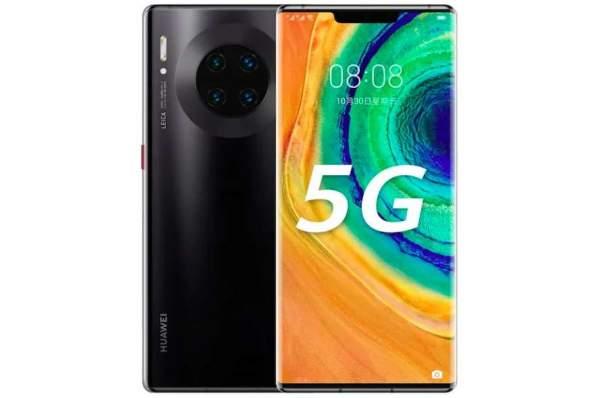 Выпущен Huawei Mate 30E Pro с 6,53-дюймовым FHD + OLED-дисплеем и Kirin 990E