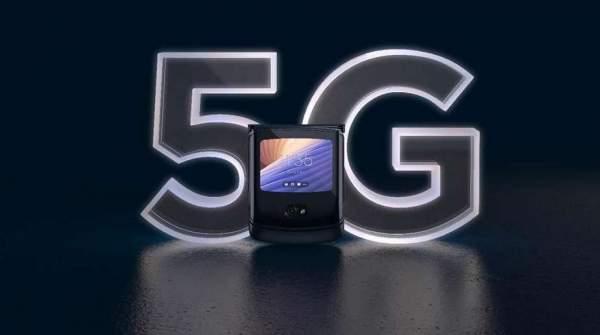 Стиль и скорость с Motorola Razr 5G