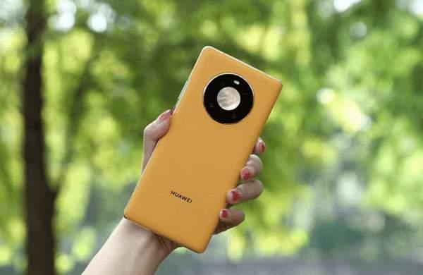 Оценка AI Benchmark Huawei Mate 40 Pro намного выше, чем у любого телефона Android