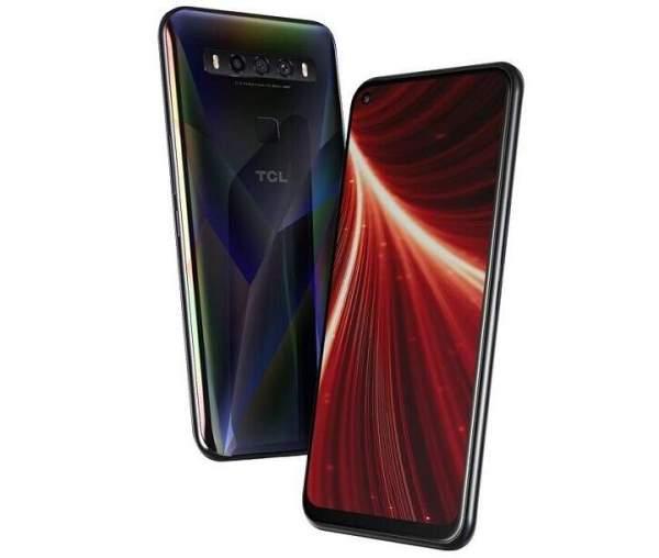 Новый TCL 10 5G UW - самый дешевый телефон Verizon 5G