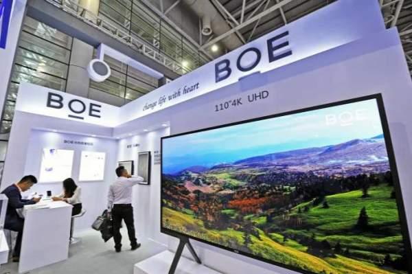 Китай скоро будет владеть 70% всех мировых производственных мощностей ЖК-панелей