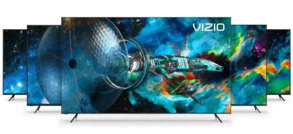 В последние телевизоры Vizio добавляют FreeSync, поддержку игр 4K 120 Гц