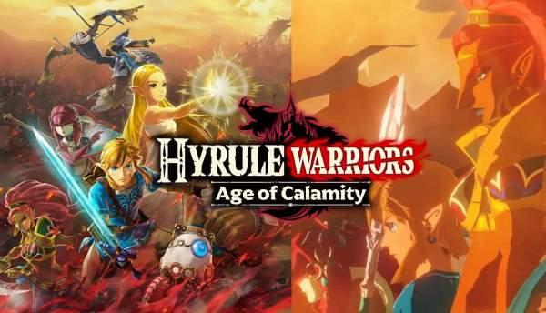 Ролик Hyrule Warriors: Age of Calamity демонстрирует демоверсию, работающую с разрешением 8k на ПК