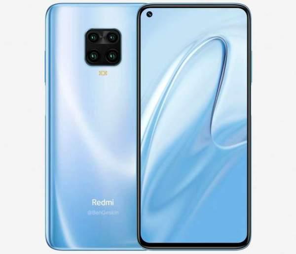 Ожидается 108-мегапиксельная камера в линейке Redmi Note 9