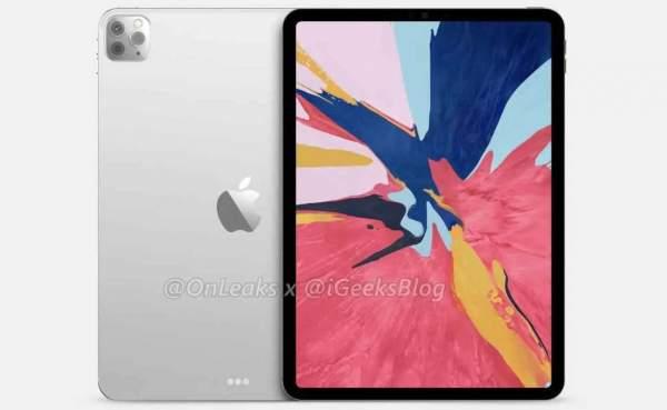 LG поставит Apple светодиодные мини-экраны для нового iPad Pro