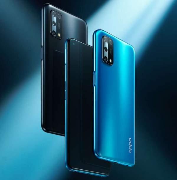 OPPO K7x доступен для предварительного заказа в Китае
