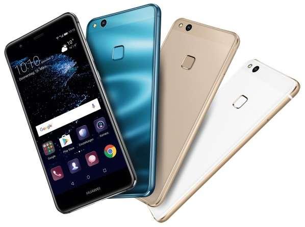 Huawei P10 Lite получает обновление основных функций, включая помощник Huawei, исправления камеры и системы