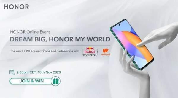 Honor 10X Lite будет выпущен во всем мире 10 ноября