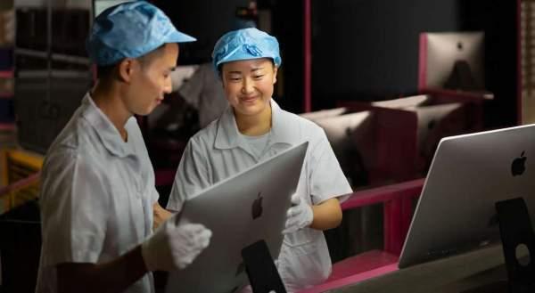 Apple приостанавливает сотрудничество с поставщиком Pegatron за нарушение трудовых отношений