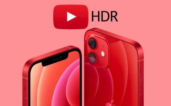 YouTube для iOS обновлен с поддержкой HDR для iPhone 12, iPhone 12 Pro
