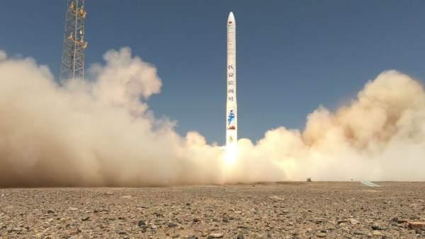 Китай запустил первый в мире экспериментальный спутник 6G