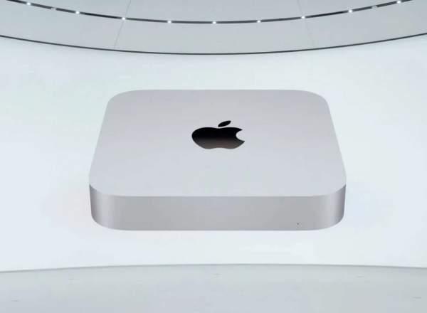 Выпущен новый Apple Mac Mini с новым чипом M1