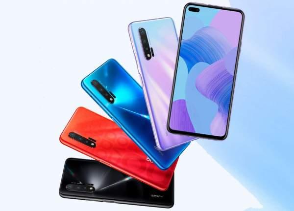 Выпущена третья бета-версия EMUI 11 и обновление безопасности за октябрь 2020 г. для Huawei Nova 6 и Nova 6 5G