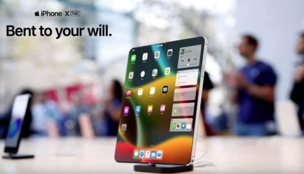 Складной iPhone находится в разработке и увидит свет в сентябре 2022 года