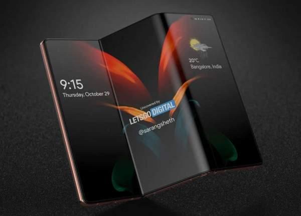 Samsung представит свою технологию UD-камеры на Galaxy Z Fold 3