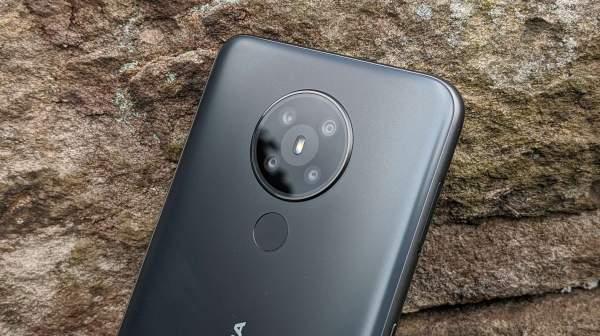 Nokia 5.4 среднего класса появится на сайтах австралийских ритейлеров