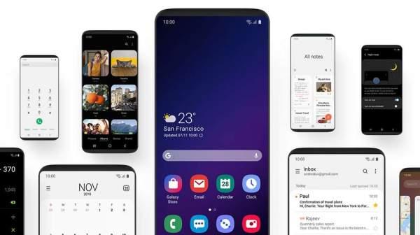 Samsung поделился официальным графиком выпуска One U.I 3.0