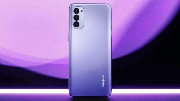 Серия Oppo Reno 5, состоящая из трех устройств, будет представлена 10 декабря