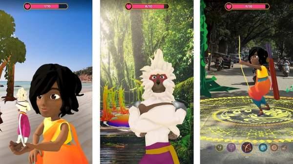 Игра Yaatra с дополненной реальностью доступна бесплатно для Android и iOS