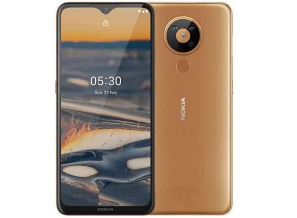 Характеристики Nokia 5.4 просочились перед запуском
