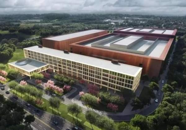 Завершено строительство первого завода по производству чипсетов Huawei