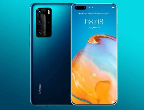 Серия Huawei P40 на EMUI 11 получает новое обновление с последними оптимизациями