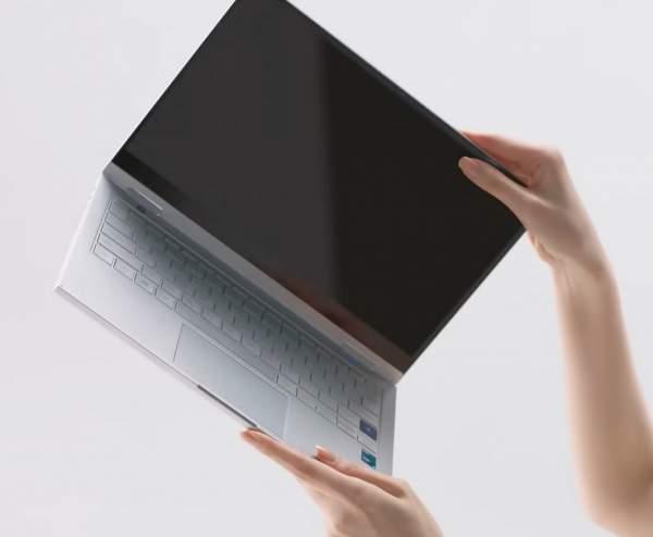 Samsung представила первые видеоролики о Galaxy Book Flex 2 5G