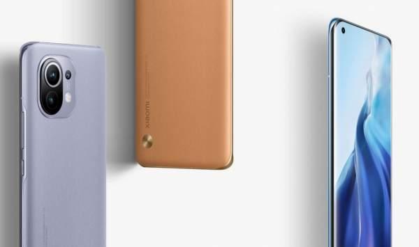 Xiaomi Mi 11 запущен как первый смартфон с чипсетом Snapdragon 888