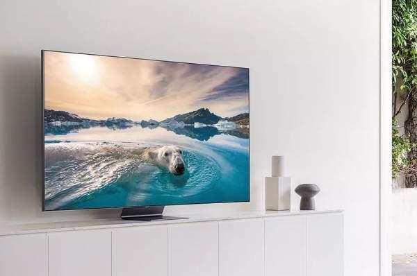 Новые телевизоры Samsung с HDR10 + адаптируются к окружающему освещению