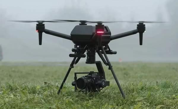 Sony представляет дрон Airpeak для профессиональный аэрофотосъемки