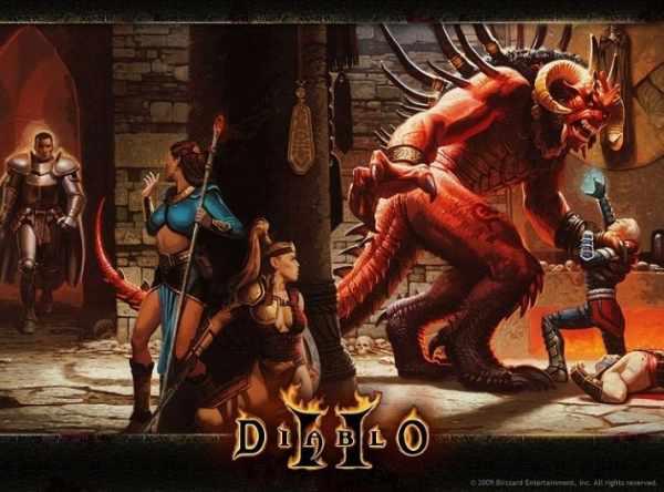 Blizzard анонсировала обновленную Diablo II. Запуск в 2021 году