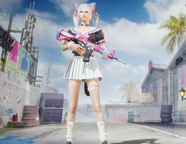 Tencent запустила облачную игру «Peace Elite»