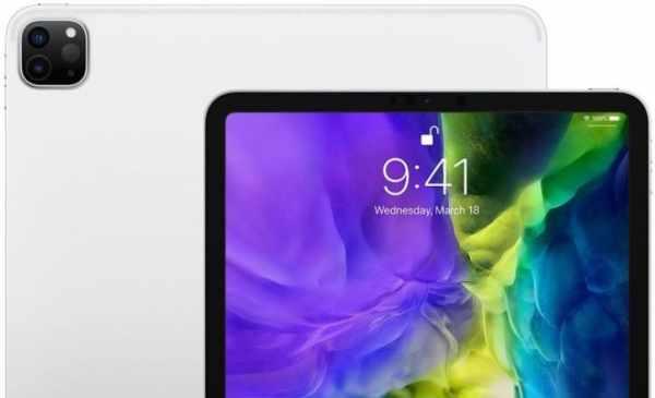 Новый iPad Pro с Mini-LED может появиться в продаже в первой половине этого года