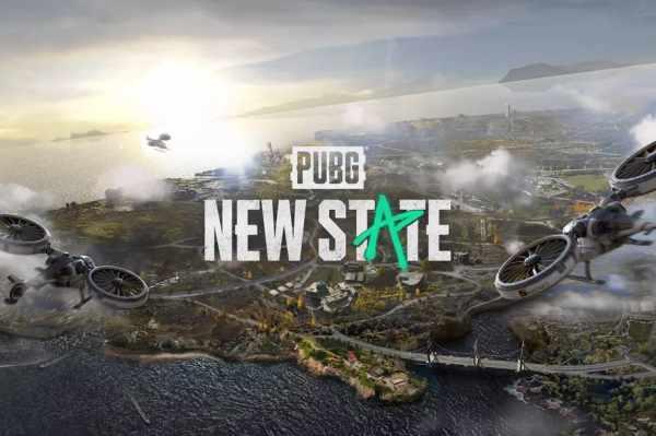 PUBG: New State — новая футуристическая игра в жанре Battle Royale для Android и iOS