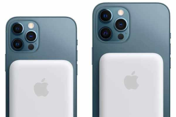 Apple выпускает iOS 14.7 сразу после запуска MagSafe Battery Pack