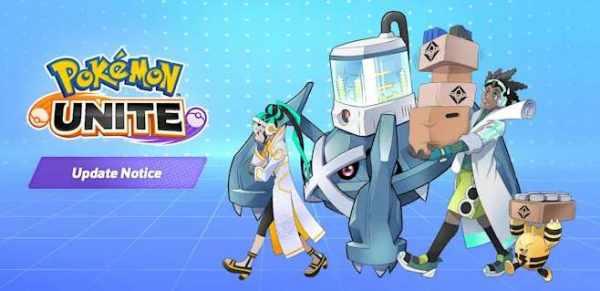 Обновление «Pokémon Unite» выравнивает игровое поле перед мобильной версией.