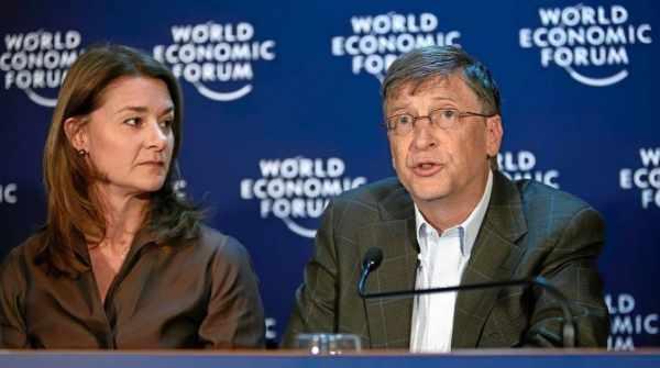 Билл Гейтс и Мелинда Френч Гейтс официально разведены.